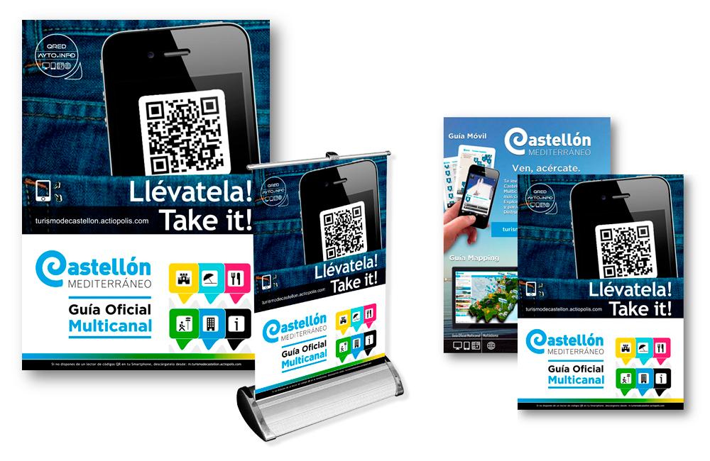 Proyecto de dinamizaci n gu a oficial multicanal turismo for Oficina turismo castellon